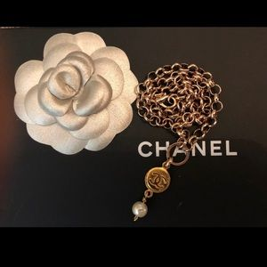 Authentic Chanel Charm